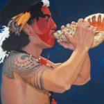 Conch Blower | Aloha Artist