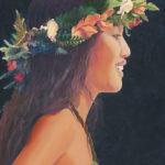 Dancer In Haku | Aloha Art