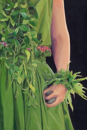 Dancer With ili ili | Aloha Art