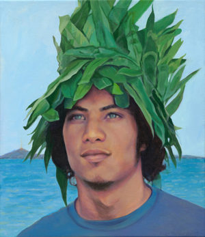 Kane With Ocean Eyes | Aloha Art