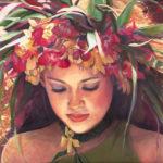 Orchid Haku | Hawaii Art