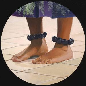 Round Dancers Feet