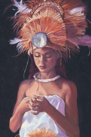 Tahitian Headdress | Aloha Artist