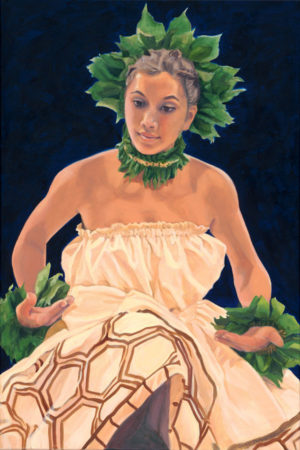 Turtle Dancer | Hawaii Art