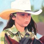 Young Rider   Aloha Artist
